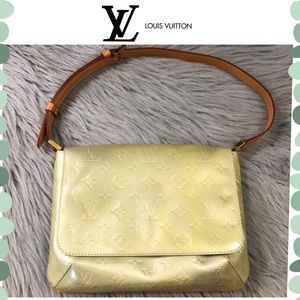 Authentic Louis Vuitton Monogram Thompson bag